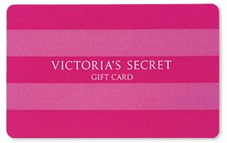 Victorias Secret Gift Card