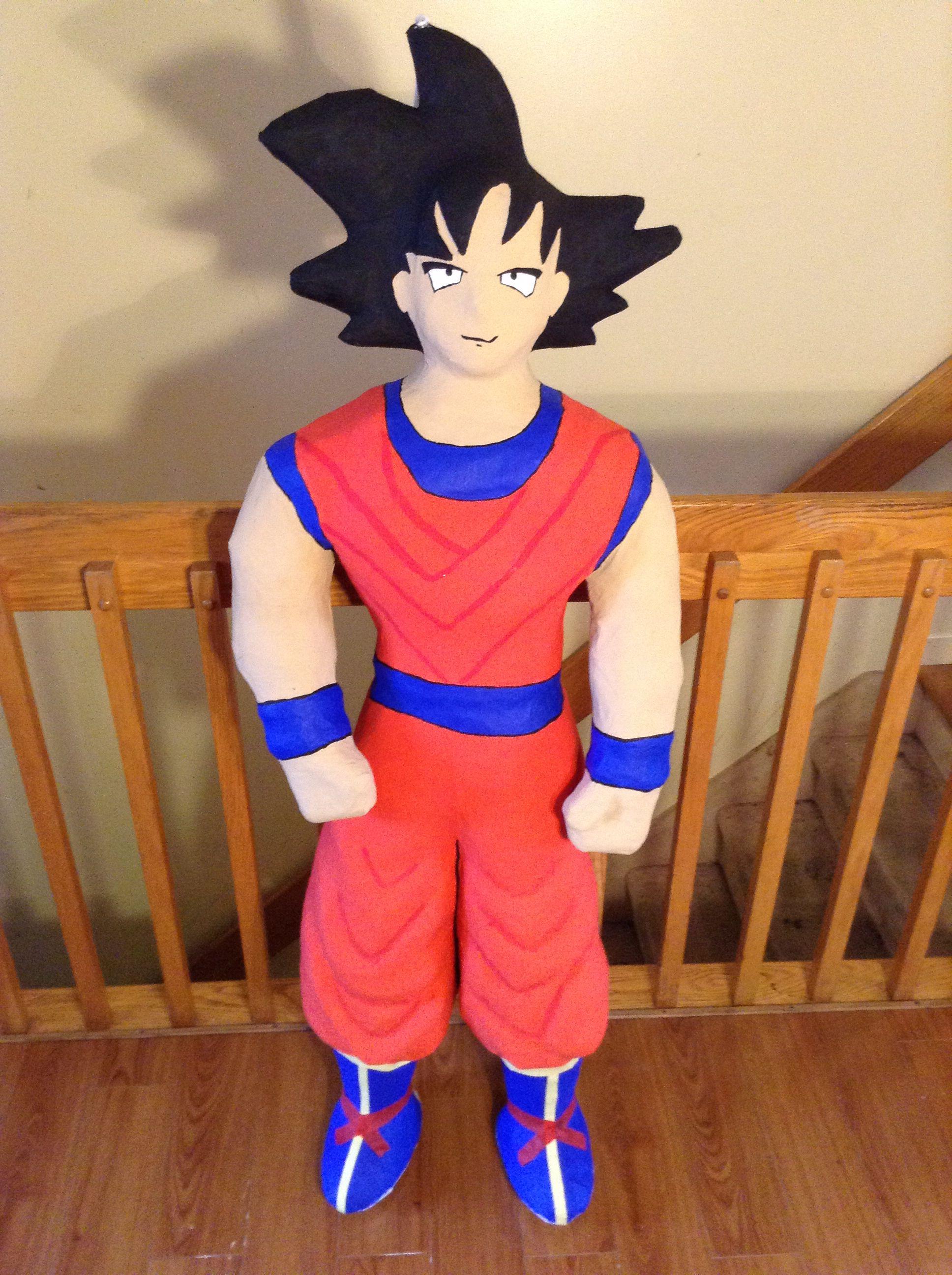 Goku Pinata Visit Now For 3d Dragon Ball Z Compression Shirts Now On Sale Dragonball Dbz Dragonballsupe