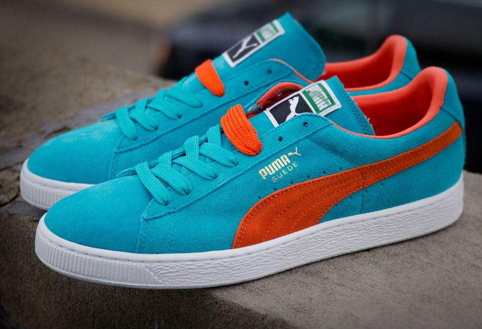 Puma Suede Colors