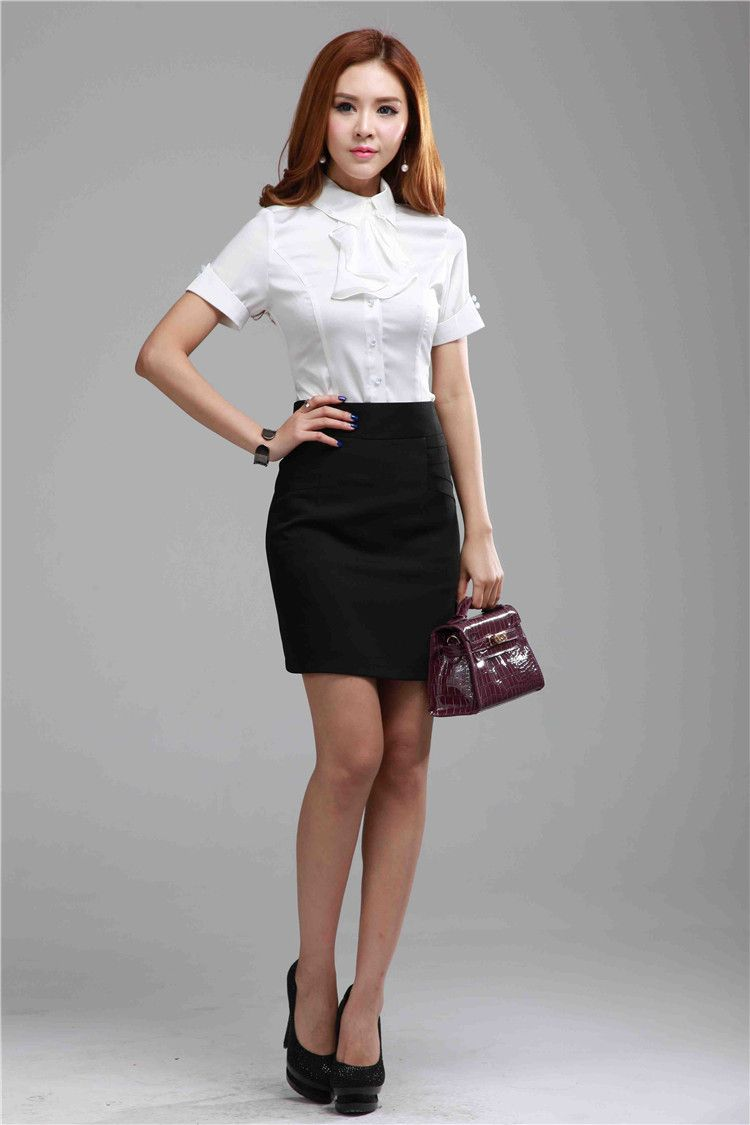 Ladies Skirt And Blouse Sets