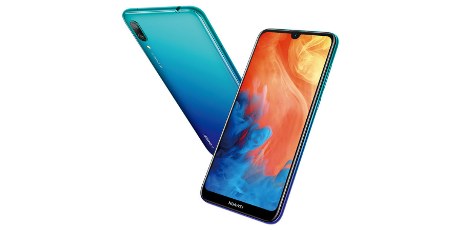 Huawei Y7 Pro 2019 with a 6 26-inch display, AI dual rear cameras