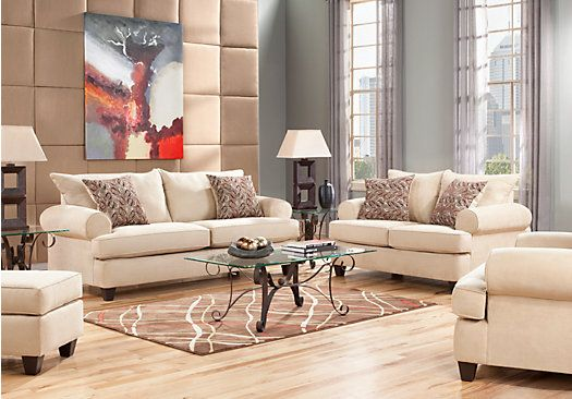 Living Room Sets With Hdtv shop for a brookhaven buff 8 pc living room plus hdtv at rooms to