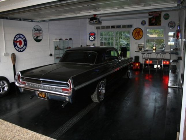 Man Cave 2 Car Garage : Garage ideas man cave