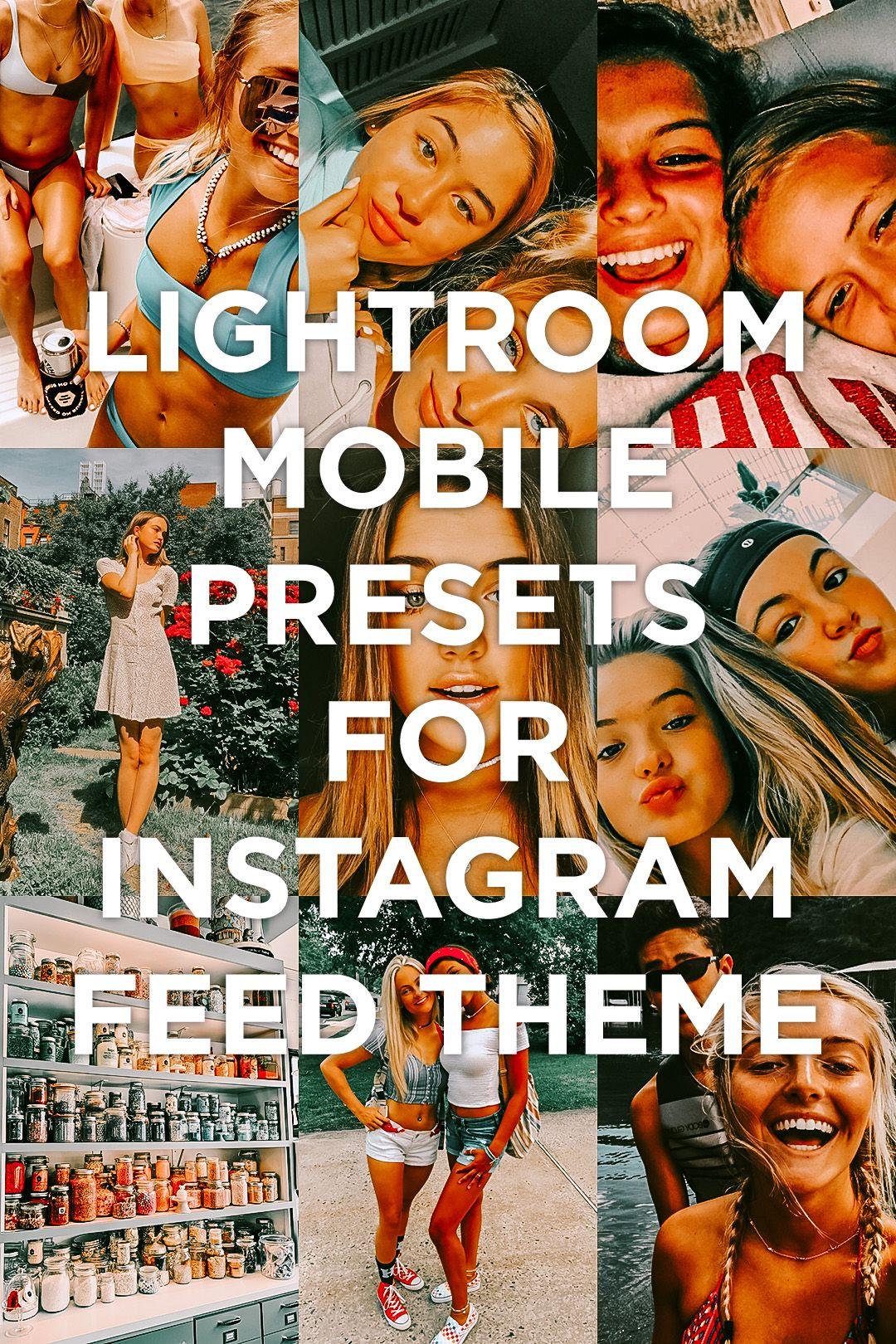 Lightroom to instagram workflow