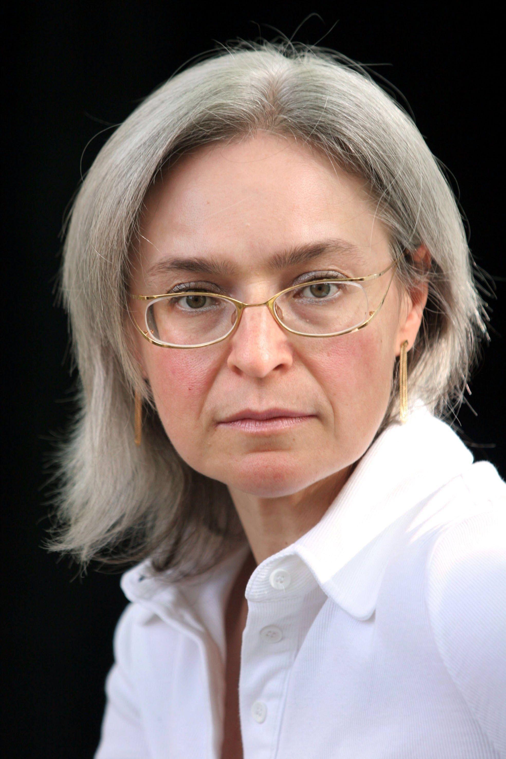 Anna Stepanovna Politkovskaya (born: New York City, 30 August 1958- assassinated: