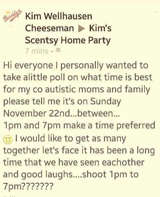 Poll to invite