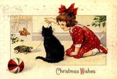 Nostalgische Weihnachtsbilder.Maggys Buechlein 2 Nostalgische Weihnachtsbilder