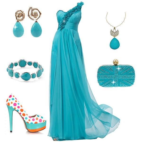 If you still aren't ready for prom, the super cute styles is still available!