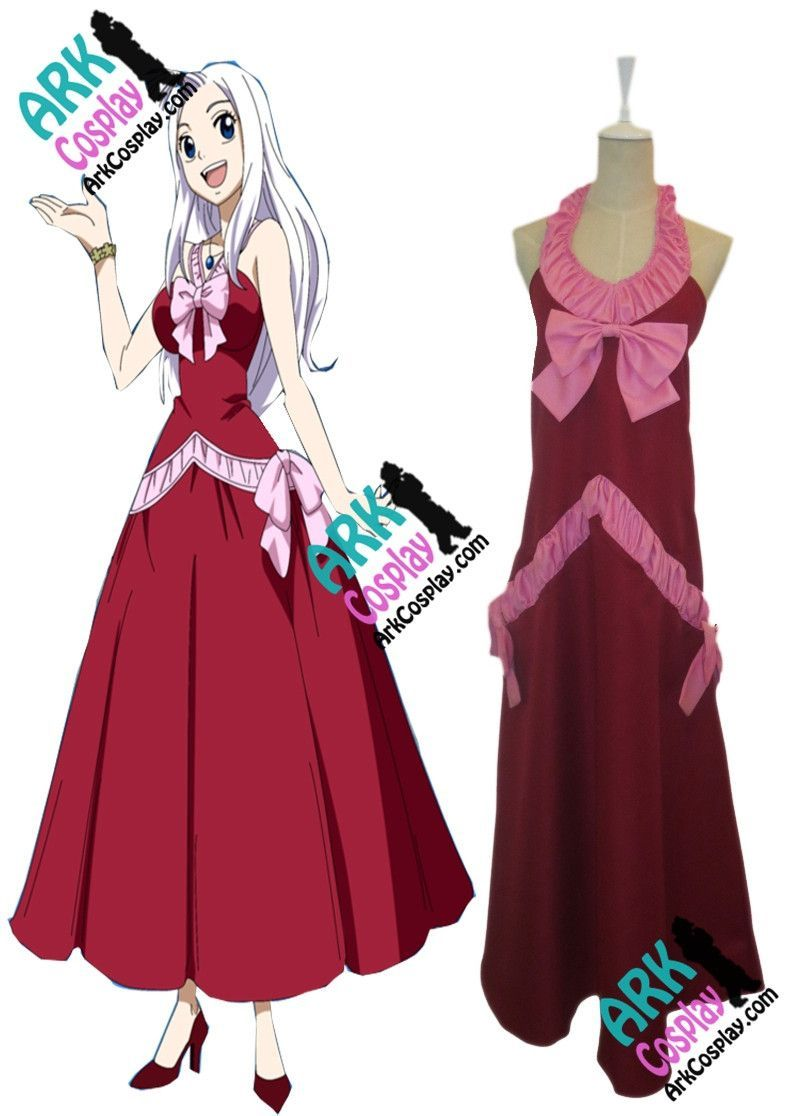 Mirajane Strauss Costume Fairy Tail Mirajane Strauss Red Womens Fairy Tail Cosplay Costume Cosplay Costumes Cosplay Costumes For Men Anime Cosplay Costumes Check out our mirajane cosplay selection for the very best in unique or custom, handmade pieces did you scroll all this way to get facts about mirajane cosplay? pinterest