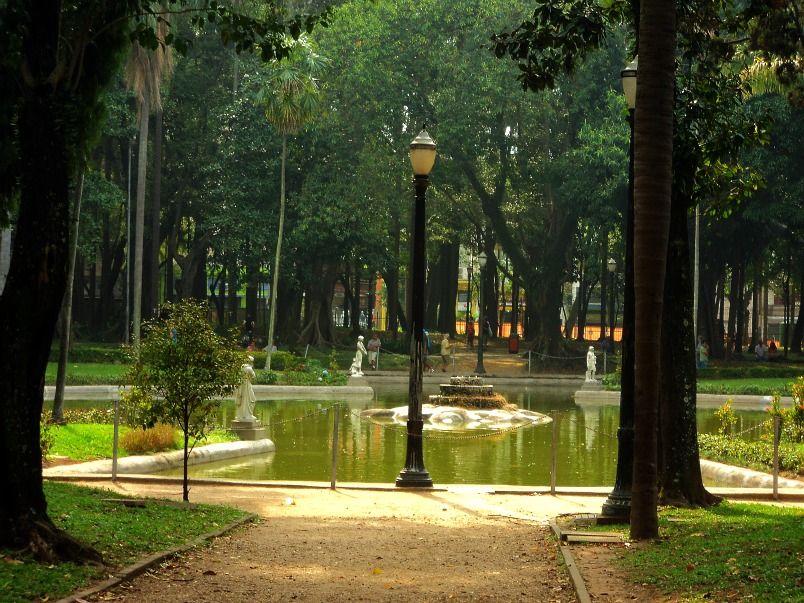 Lago do Jardim da Luz