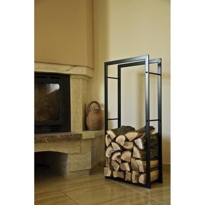 DanDiBo Etagère rangement bois de chauffage, étagère pour bois de