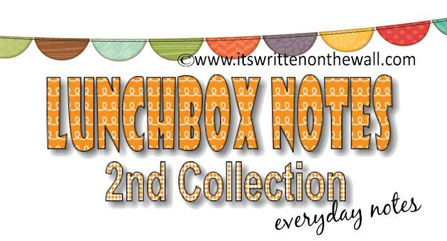 {Freebie} 30 Lunchbox Notes available for free. Get the download link here