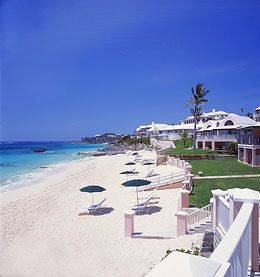 Pink Beach Hotel Bermuda Ocean View Junior Suites At Club And Cottages