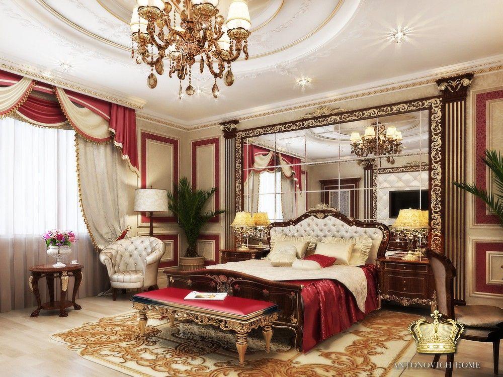 Take the best side of luxury bedroom