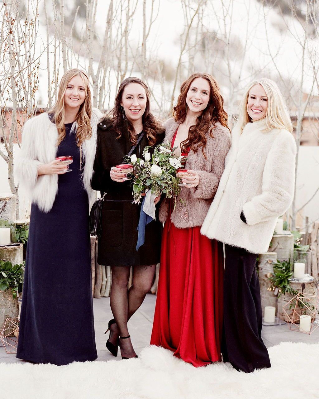 20 Seasonal Outfit Ideas For Winter Wedding Guests Winter Wedding Outfits Winter Wedding Attire Wedding Guest Outfit Winter