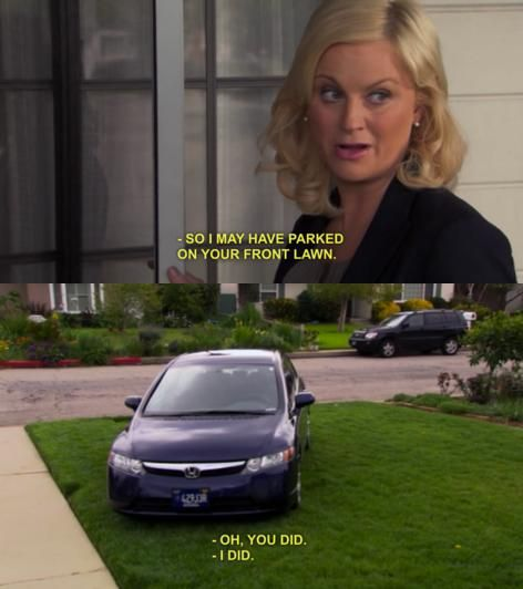 Parks And Recreation Season Two Episode 22 Telethon I May Have