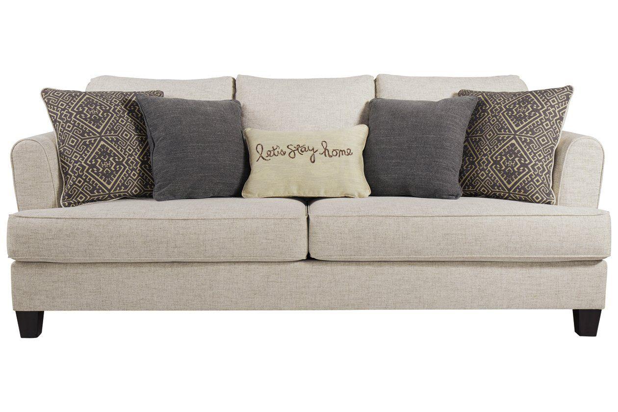 Best Alcona Queen Sofa Sleeper Ashley Furniture Homestore 400 x 300