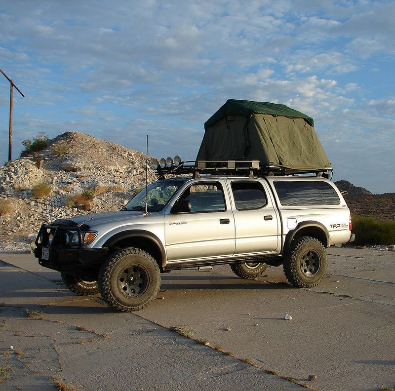 Show us your Toyota 4runner, or truck. Page 739