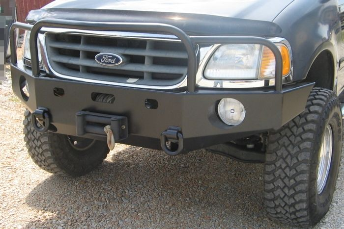 Weld Your Own Brush Guard F150 Winch Bumpers Truck Bumpers Ford Expedition
