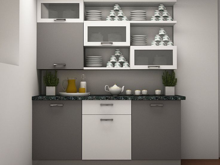 A Crockery Cabinet Is The Best Place Where You Can Store As Well Display Pieces Use In HouseHere Are Some Designs