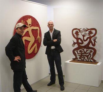 Verfuerth Renrong Moderne Kunst Kunst Kunstlerisch