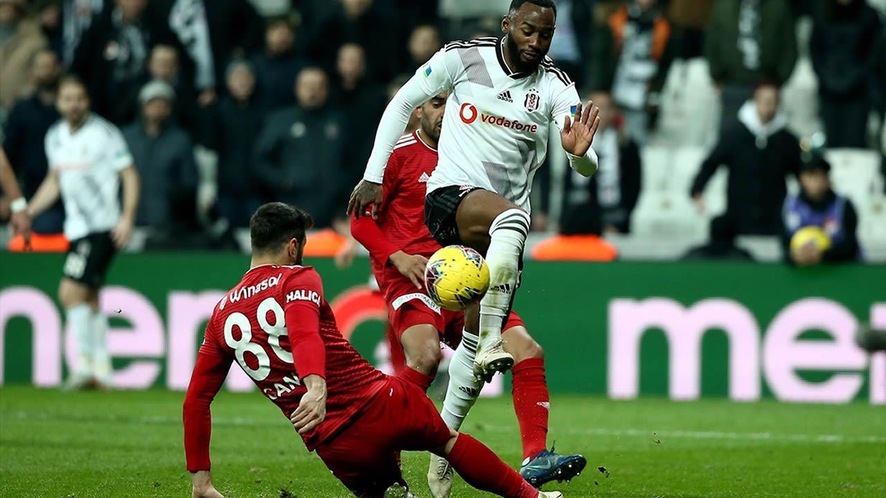 Besiktas 1 Sivasspor 2 Mac Ozeti Izle Alaturka Online Mac Izleme