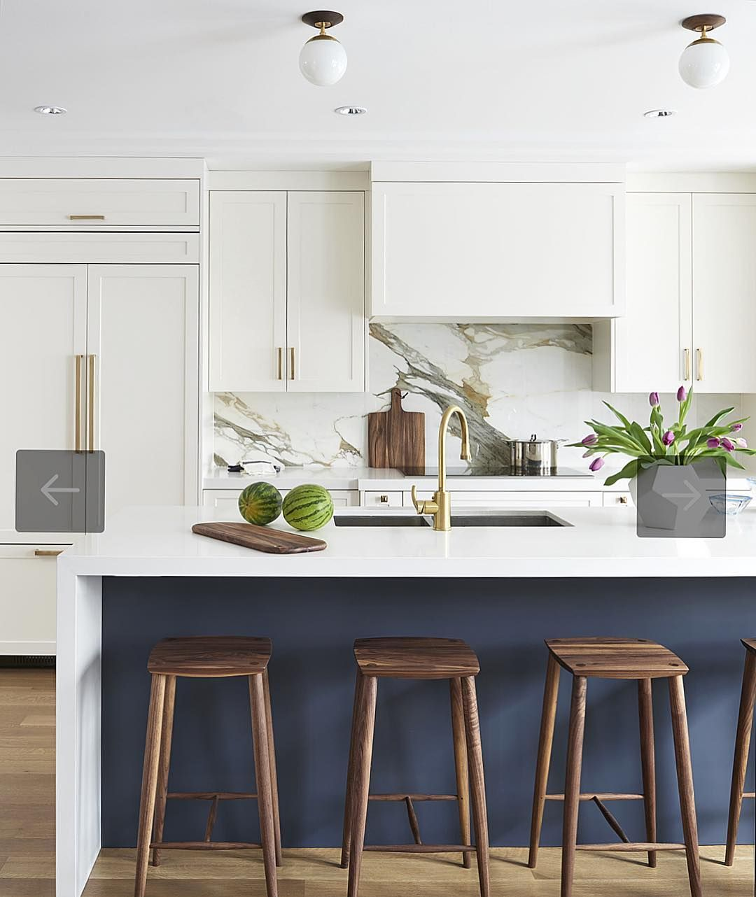 Voted for houzz   top kitchens of yahoo also interior rh in pinterest