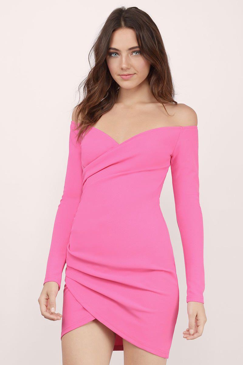 Never Felt So Good Bodycon Dress at Tobi.com #shoptobi | Mini Dress ...