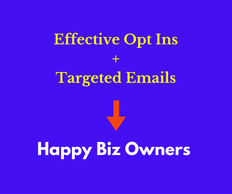 Beta test the EASY Opt Ins & Emails program for a fraction of the regular price! bit.ly/bonniebeta