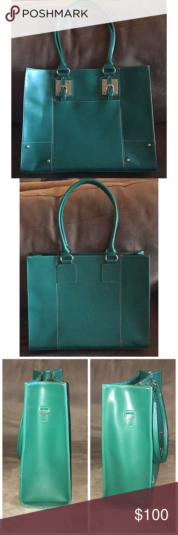 Wilson's Leather 👜 Business Tote Wilsons leather bag