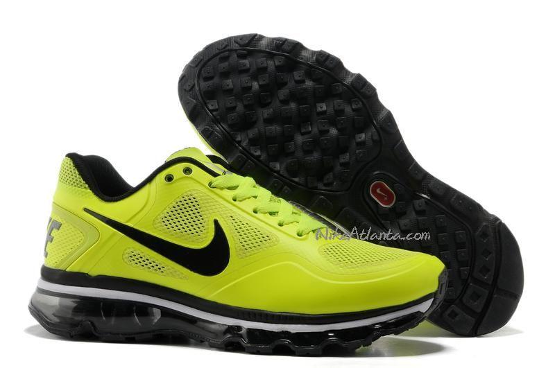 4c1b072d8e13 ... Mens Nike Air Trainer 1.3 Max Breathe MP Shoes Fluorescence Green ...