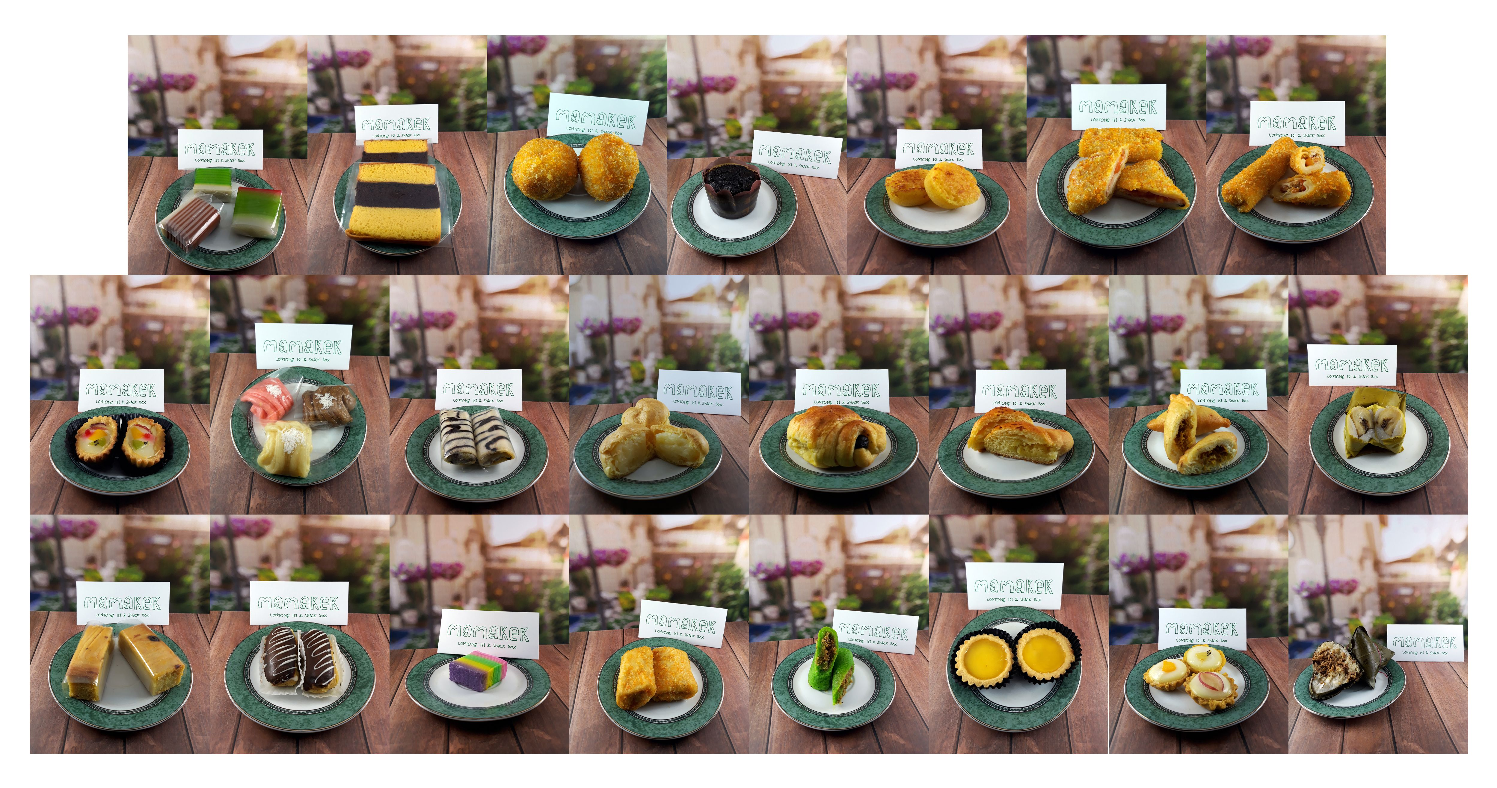 Menyediakan Snack Box Kue Jajanan Pasar Rasa Kue Enak Higienis