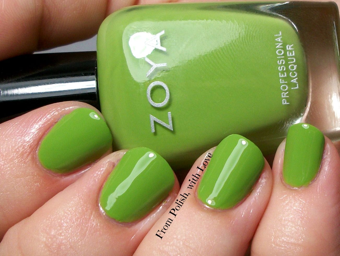 Zoya Tickled Collection