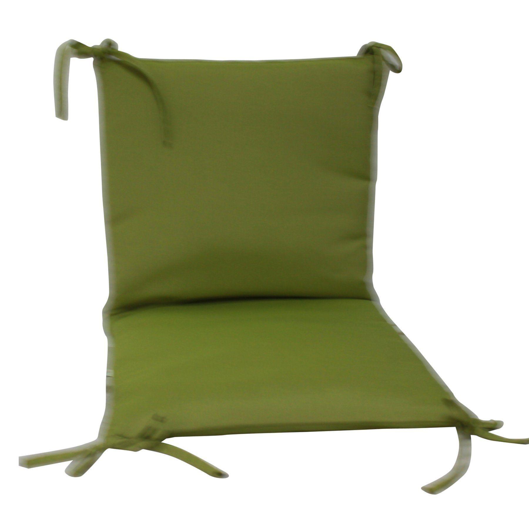 FiberBuilt Paradise Cushions Cushions Sunbrella Sling Chair Cushion    HD1737 48023