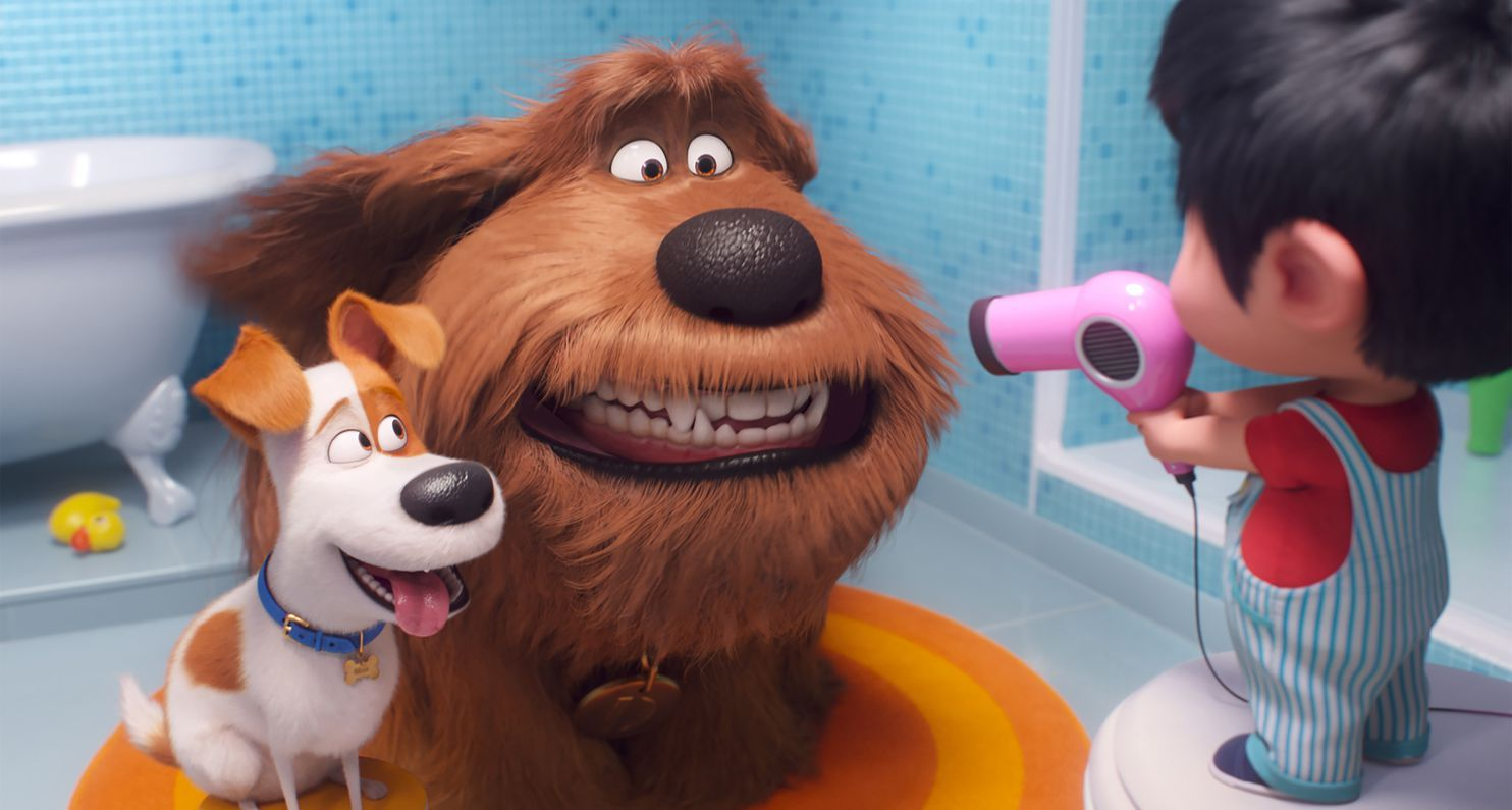 The Writer Of The Secret Life Of Pets 2 Was Channeling His Own