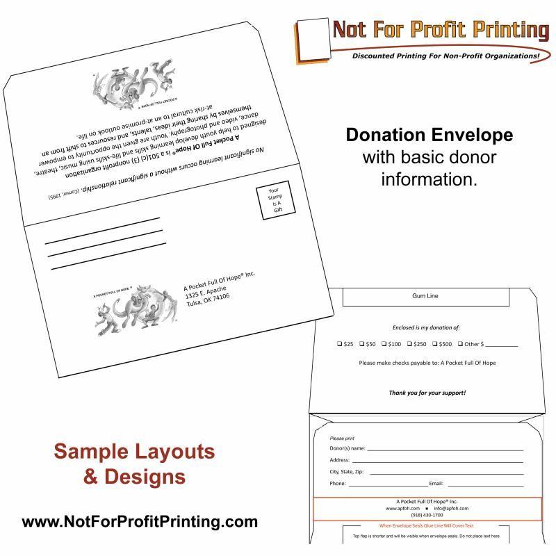 Donation Envelope Template Envelope Design Template Envelope Template Card Template