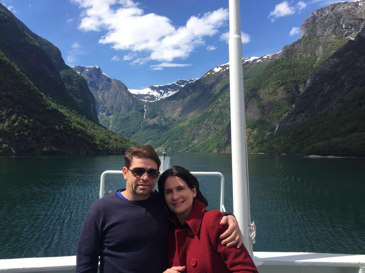 Fiordes Noruega 2016
