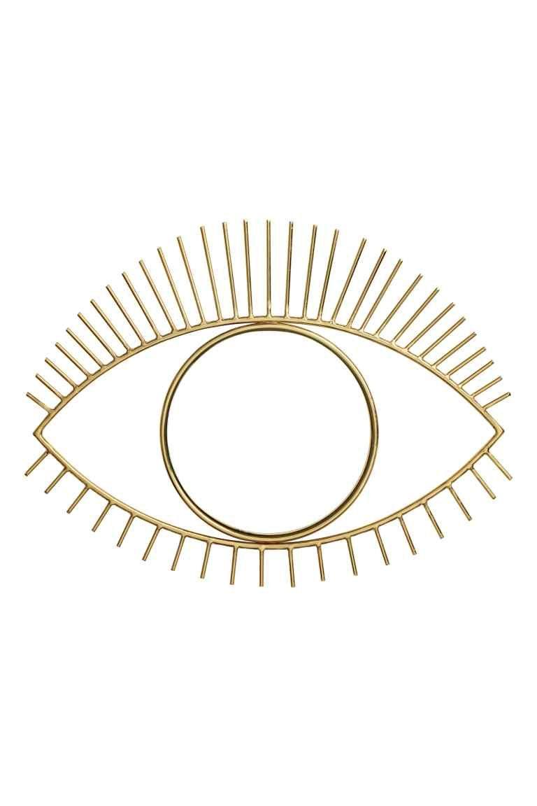 Eye-shaped mirror | Pinterest | Espejo
