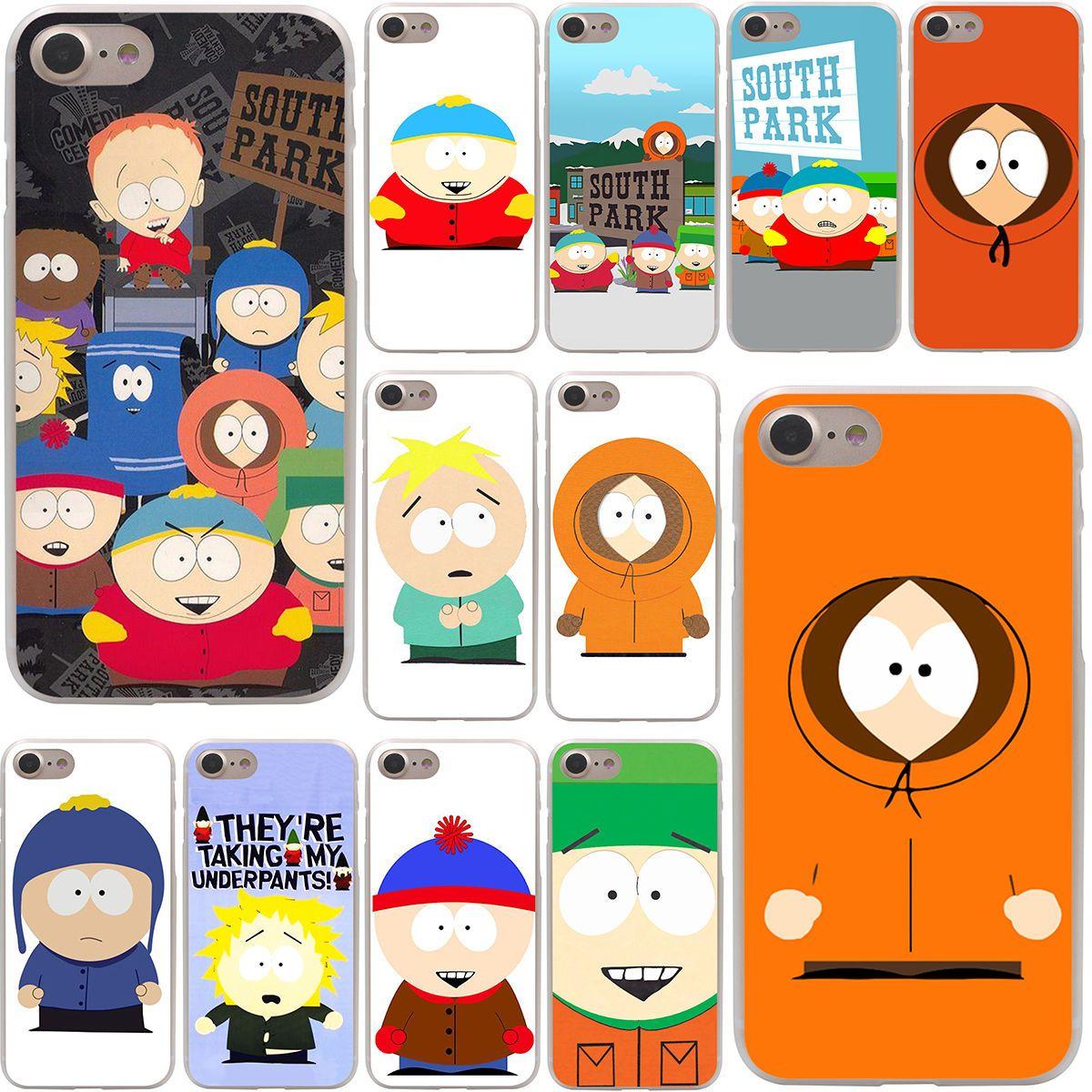 South Park Eric Cartman Stan Marsh Kenny Mccormick Case