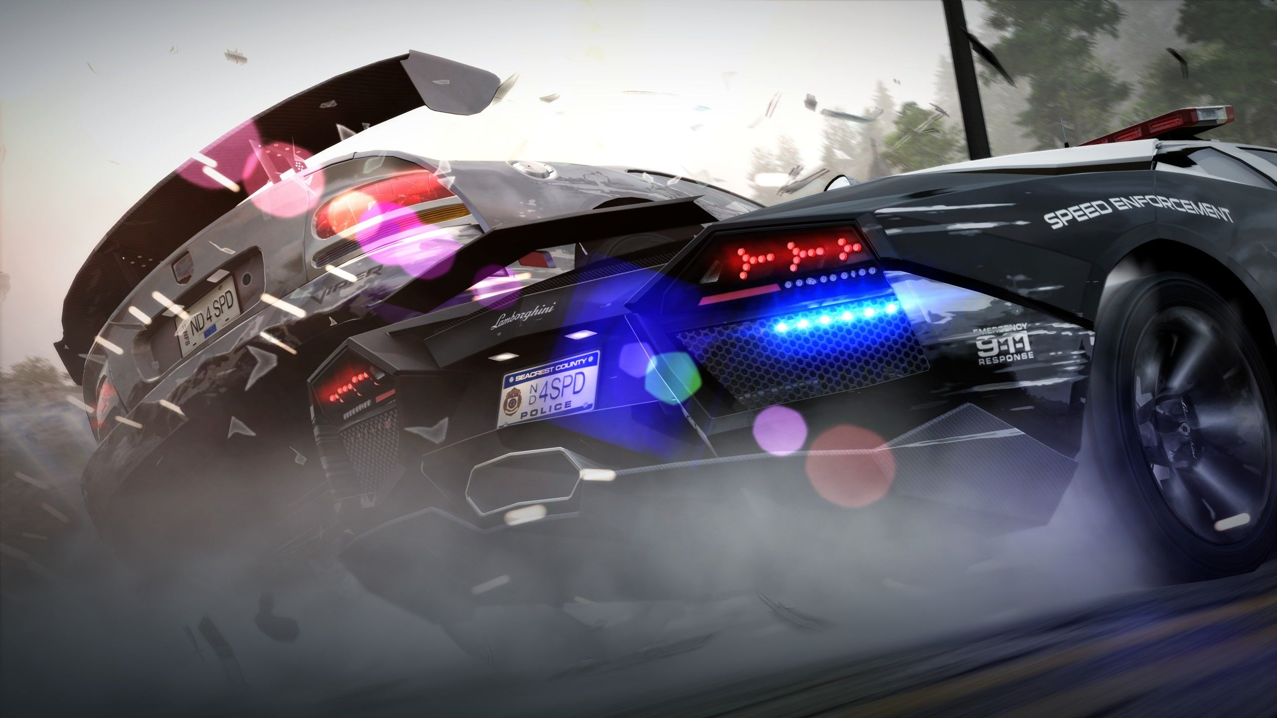Need For Speed Hot Pursuit 2 Video Games Wallpaper 2799371 Wallbase Cc Wallpaper Need For Speed Games