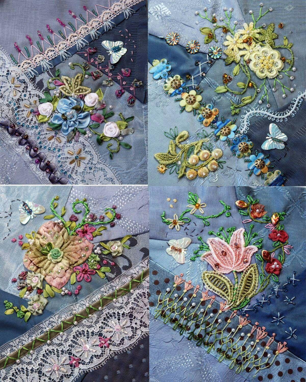 Pin de sagrario rubio en acolchados y patchwork pinterest bordado cosas para hacer y acolchados - Acolchados en patchwork ...