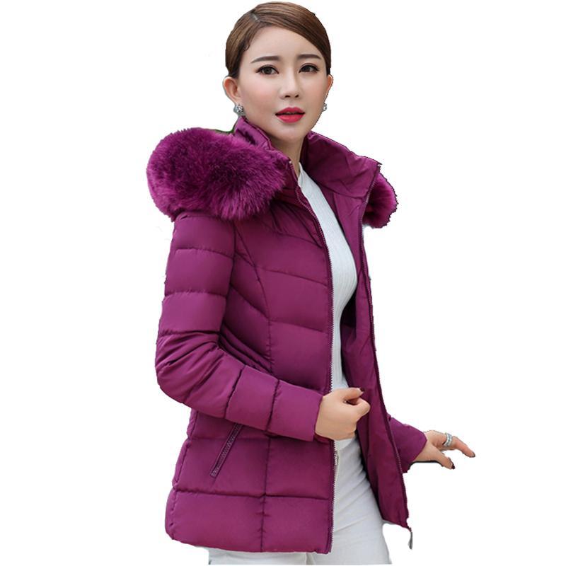 7b34b1447ca ... Jackets 2018 Casual Medium Long Parkas Lamb Thick Warm Womens Harajuku Padded  Jacket Casaco. MY MALL METRO womens parka with hood h Check Homepage for ...