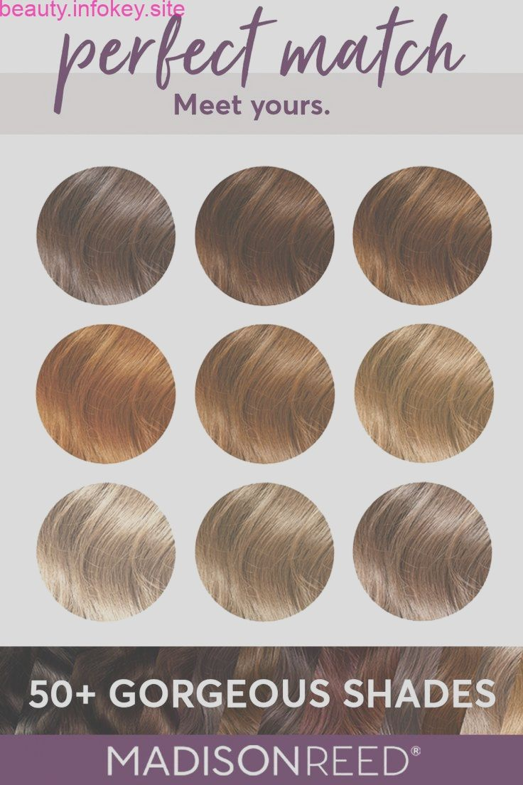 Meet your perfect light hair color match: ash blonde, honey brown, copper blonde... #lightashblonde