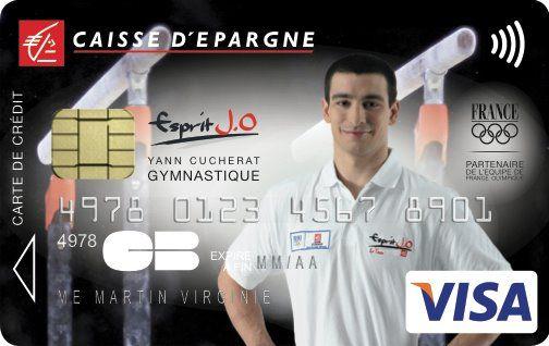 Envie D Avoir Une Carte Bancaire A L Effigie De Yann Cucherat