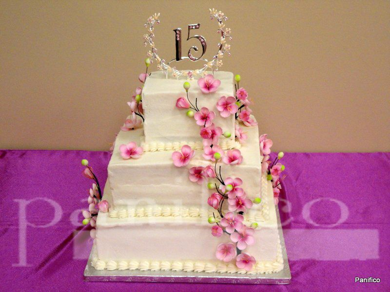 XV Cakes