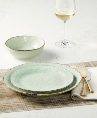 Marchesa by Lenox Flatware 18/10 Imperial Caviar Gold 5-Piece Place Setting : imperial table dinnerware - pezcame.com