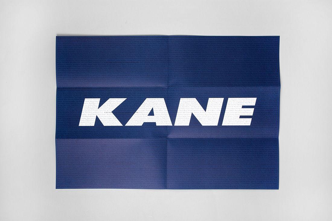 Hunt Studio | Multi-disciplinary design studio | Melbourne — Kane Constructions: 2012
