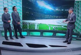 Torcedores atacam carro da Rede Globo e o Cleber Machado teve que narrar o jogo do Estúdio   Blog de Francisco Castro