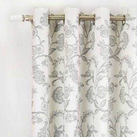 Panneau à oeillet Artemisia - Motifs - Rideaux à fenêtres - Decor