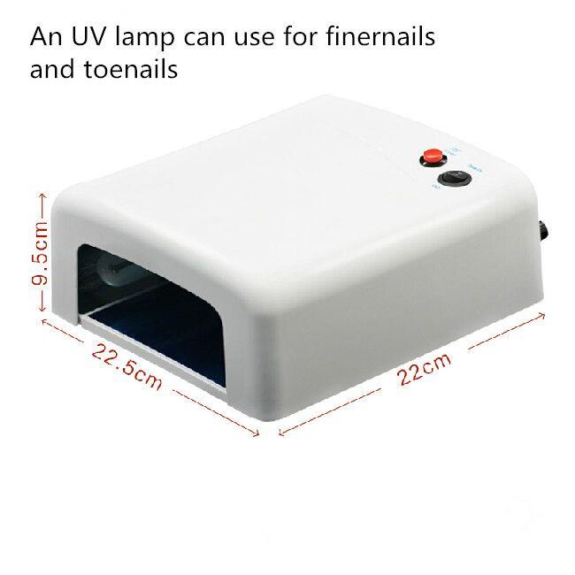 36W A Uv Lamp High Quality 36 Watts Uv Lamp For Drying Fingernails Lamp For  Gel